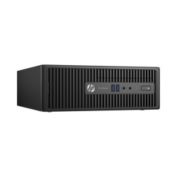 PC HP PRODESK 400 G3 SFF, CORE I5 6500 3.2GHZ, 4GB, 1TB, W7P-W10P