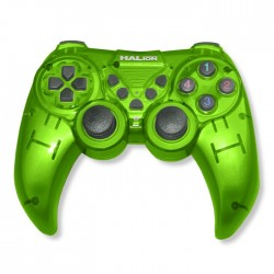 GAME PAD HALION MOD. HA-2023  USB  con vibracion  Modo digital y modo analogico