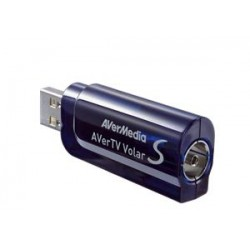SINTONIZADOR AVERMEDIA TV USB SEÑAL DIGITAL A865 AVERTV VOLAR S FULL HD