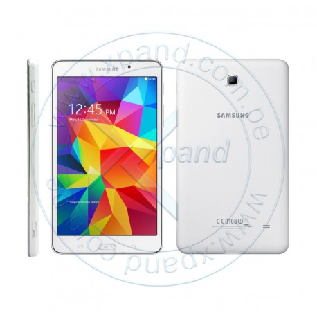 "Tablet Samsung Galaxy Tab 4, 7"" Android 4.4, Procesador 1.2GHz Quad-Core, RAM 1.5GB, 8GB rom, 3mpx, 1.3mpx"