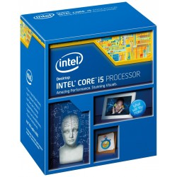 Procesador Intel Core i5-4460, 3.20 GHz, 6 MB L3, LGA1150, 84W, 22nm, caja. Integra Intel HD Graphics 4600.