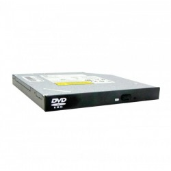 DVD-ROM DELL, interno, 8X, SATA, Negro.