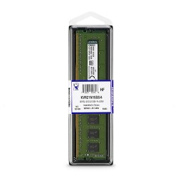 Memoria kingston KVR21N15S8/4, 4 GB, DDR4, 2133 MHz, CL15.