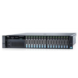 Servido en Rack Dell POWEREDGE R730 E5-2640V3 2.6Ghz, 8GB DDR4, 2X300GB 15K SAS