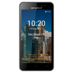"Smartphone VERYKOOL S5007 BLACK 5.0"", 8.0 MPX, 5.0 Mpx ANDROID 5.1 DS RADIO"