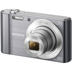 Camara digital Sony Cyber-shot DSC-W810  20.1 MP  zoom optico 6x  Lente G de Sony.
