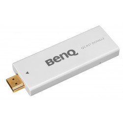 Qcast BenQ QP01, HDMI, MHL 2.0, micro-USB, Wireless 802.11 b/g/n. Ideal para transmitir video inalámbrico.