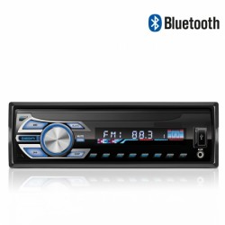 AutoRadio Newton EVOLUTION NEH-5150BT - Bluetooth, FM/AM, SD, USB, Control Remoto, Panel Extraible, Display