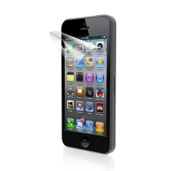 PROTECTOR DE PANTALLA ILUV P/IPHONE 5 CLEAR, ICA7F301