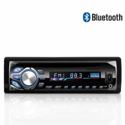 Autoradio Newton NEH-9500BT - Bluetooth, USB , SD, AUX, DVD/VCD/CD Control Remoto, Panel Extraible, Display