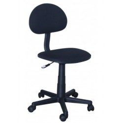 Silla giratoria XTECH AM160GEN65 Visitor Office Chair Black