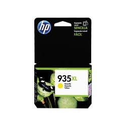 Cartucho de tinta amarilla HP 935XL, C2P26AL, Officejet Pro de HP 6830, 6230