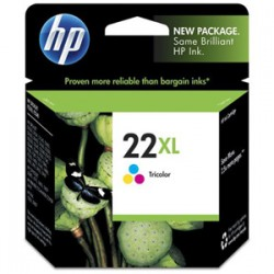 Cartucho TRICOLOR HP 22 XL  INK CARTRIDGE