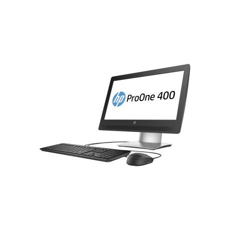 "ALL IN ONE HP AIO 400 G2, I5-6500T 2.5GHZ, 4GB DDR4 ,500GB, 20"" , HD Graphics 530, W10&W7"
