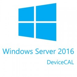 Microsoft Windows Server CAL 2016 SNGL OLP NL - Device CAL - Licencia Comercial. R18-05121