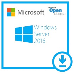 Microsoft Windows Server 2016 - License - 1 user CAL - Open License - Single Language, R18-05123