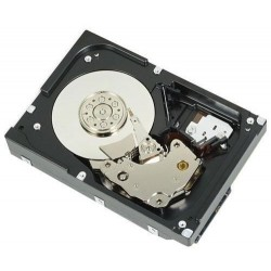 Disco Duro DELL 2TB, 7.2K RPM, SATA 6GBPS, 3.5IN, CABLED HARD DRIVE- CUSKIT.