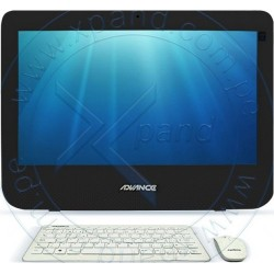 "All-in-One Advance AIO AI6056, 23"" Touch 1920x1080, Intel Core i3-3240 3.40GHz, 4GB DDR3."
