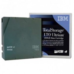 Suministro Backup IBM 46C2084, 5 cartuchos de datos Ultrium, compatible con System Storage TS2250/ TS2350.