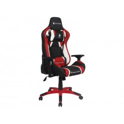 SILLA GAMING XTREME RACING SILVERSTONE, 90 a 150 grados inclinacion, 4d ajustable