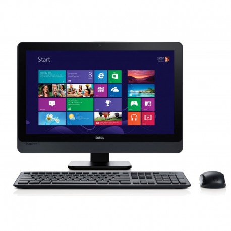 """All-in-One DELL Inspiron 23 5348, 23"""" Touch, Intel Core i5-4460S 2.90GHz, 8GB DDR3."""