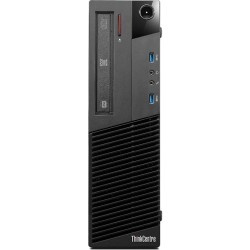 Computadora Lenovo ThinkCentre M83 SFF, Intel Core i5-4440 3.1GHz, 4GB DDR3, 500GB SATA