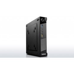 Computadora Lenovo ThinkCentre M73 Tiny, Intel Core i5-4590T 2.0GHz, 4GB DDR3, 500GB SATA.