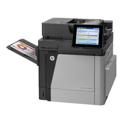 Multifuncional Color HP LaserJet Enterprise MFP M680dn Printer, 1200 x 1200 dpi