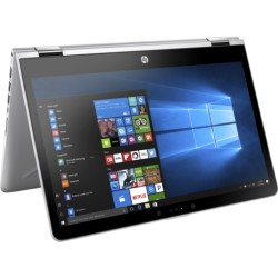 NoteBook 2 en 1, HP PAVILION 14-BA001LA, CORE I3-7100U, 2.4 GHZ, 4GB DDR4, 500 GB, 14'' ,W10