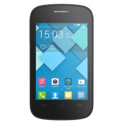 "Smartphone Alcatel ONETOUCH POP C1, 3.5"" HVGA Touch, Android 4.2, Desbloqueado, Dual-SIM"