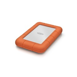 Disco duro Externo LaCie 2TB, RUGGED, MINI USB 3.0, 5400 rpm, PORTABLE DRIVE