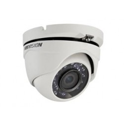 Camara CCTV  cupula Hikvision DS-2CE56D0T-IRMF, 1080p, 2 Megapixel, 4in1 Metal 2.8, True Day/Night